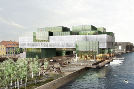 Construction begins on OMA's Bryghusprojektet in Copenhagen