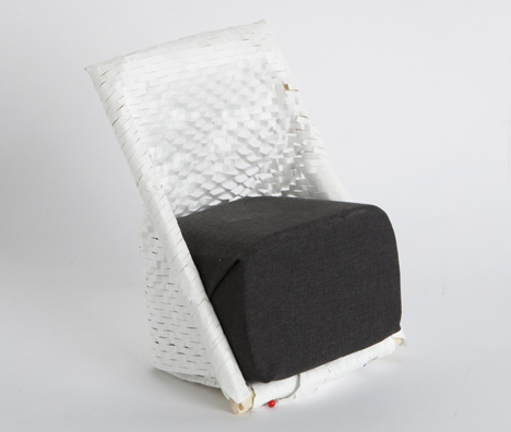 Cradle by Benjamin Hubert for Moroso