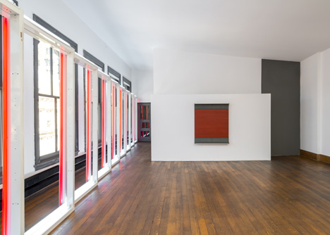 Donald Judd's home and studio restoration by Architecture Research Office