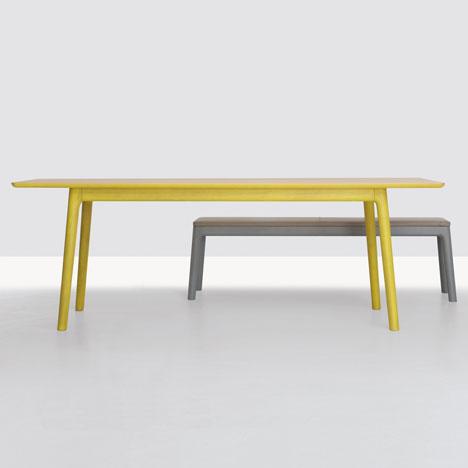 E8 furniture by Mathias Hahn for Zeitraum