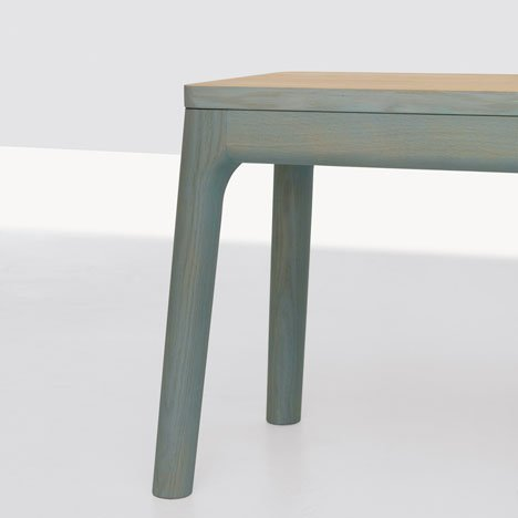E8 furniture by Mathias Hahn for Zeitraum