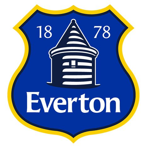 Everton FC new badge