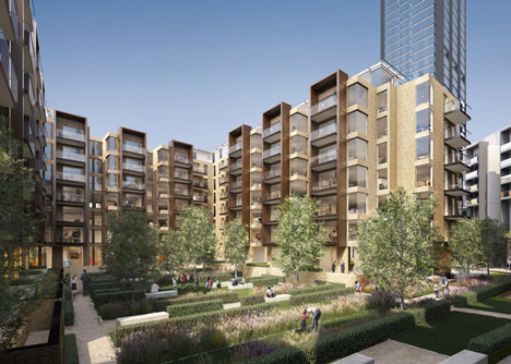 Foster + Partners reveal plans for two London skyscrapers