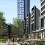 Foster + Partners reveals plans for two London skyscrapers