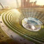 Four architects reimagine New York's Penn Station