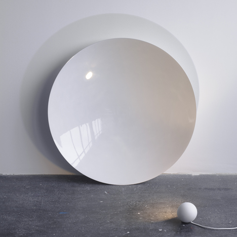 globe ceramic lights by studio vit