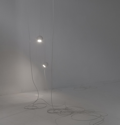Globe lights by Studio Vit