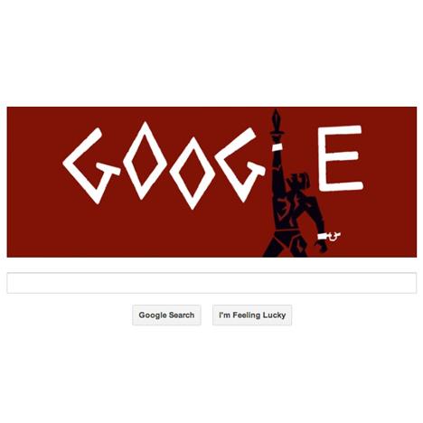 Google Doodle celebrates graphic designer Saul Bass