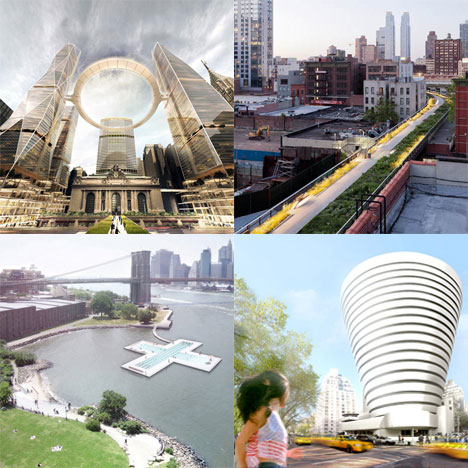 Dezeen archive: New York City