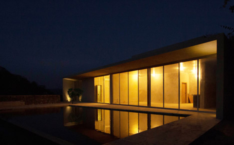 House in Alibaug by WE Design Studio
