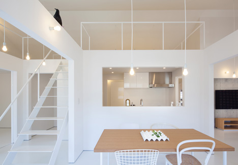 House in Takamatsu by Yasunari Tsukada