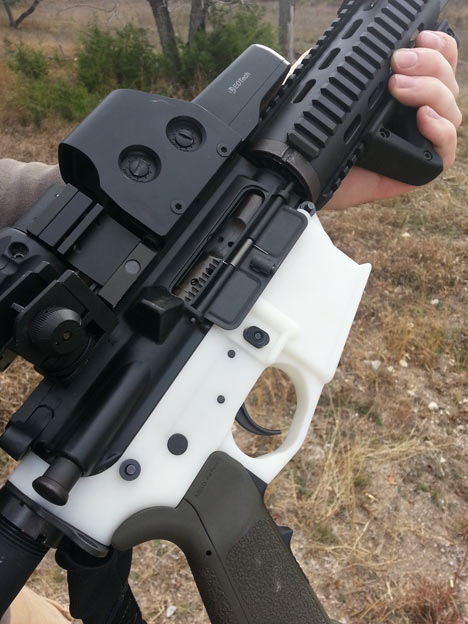 How 3D-printed guns and drones are changing weaponry and warfare