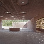 dezeen_Islamic Cemetery by Bernardo Bader Architects_1sq