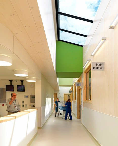 James Dyson redesign neonatal ward