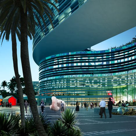 Miami Beach Convention Center by OMA