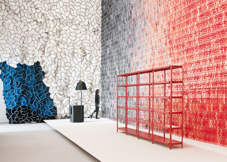 momentan exhibition by ronan and erwan bouroullec at les arts d coratifs. Black Bedroom Furniture Sets. Home Design Ideas