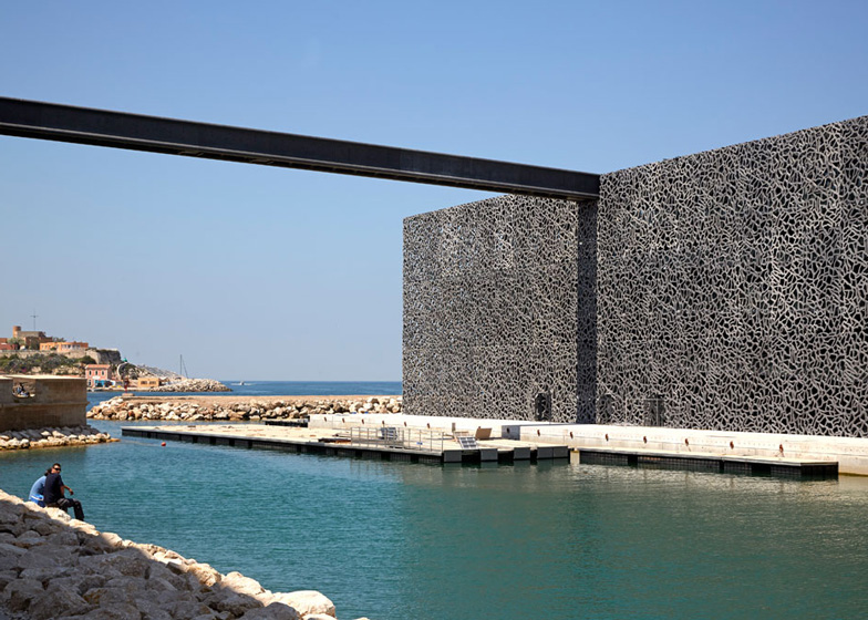 Mucem by rudy ricciotti photographed by edmund sumner