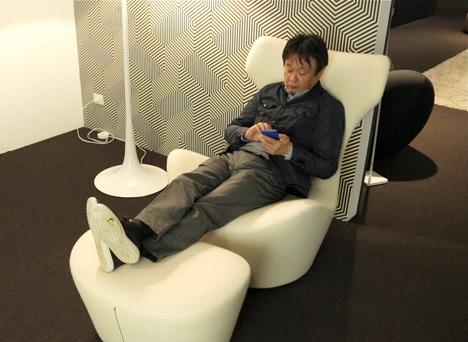 Naoto Fukasawa at Dezeen and MINI World Tour