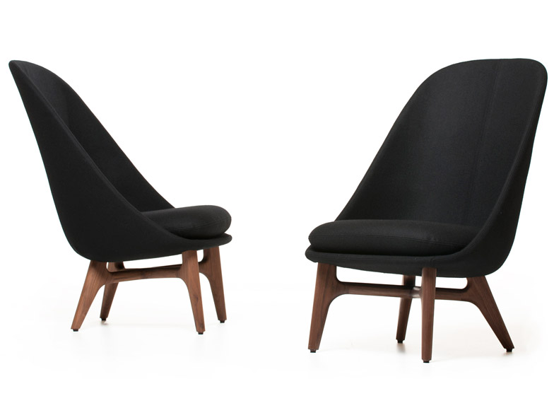 Solo Lounge Chairs