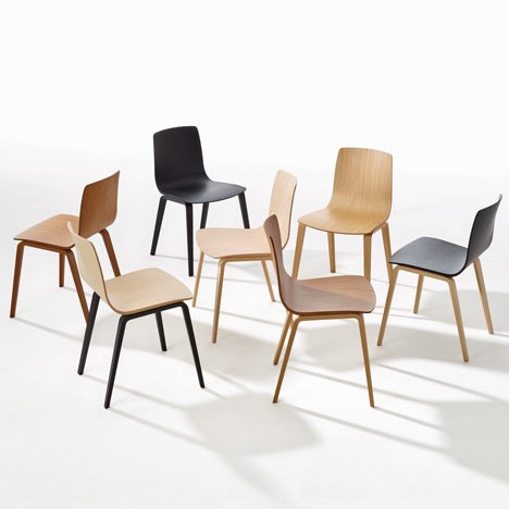 New products from Arper at Clerkenwell Design Week