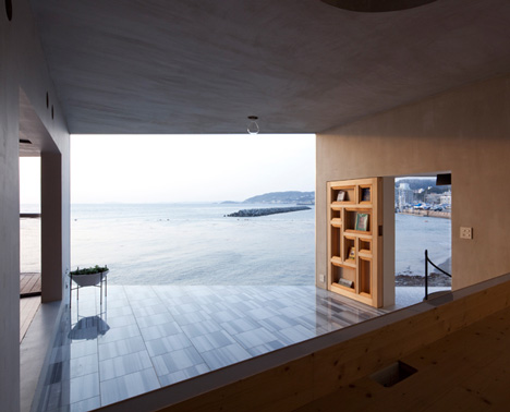 Nowhere but Sajima by Yasutaka Yoshimura Architects