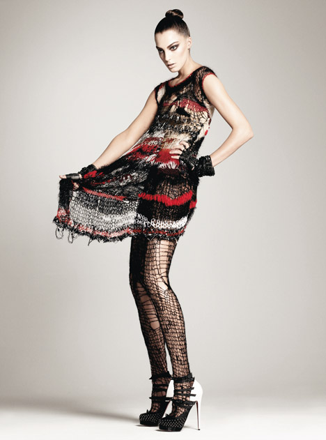 Punk: Chaos to Couture exhibition at The Metropolitan Museum of Art