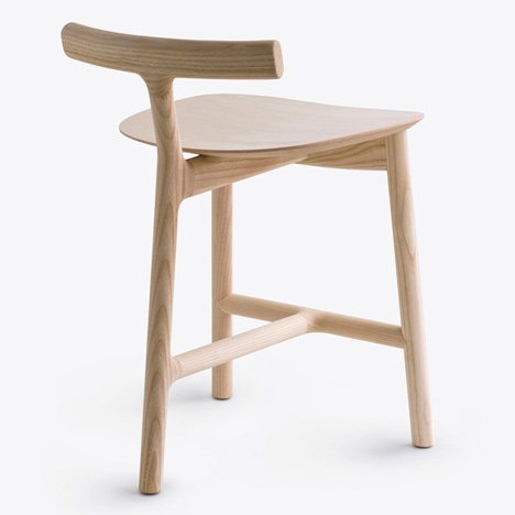 Radice stool by Industrial Facility for Mattiazzi