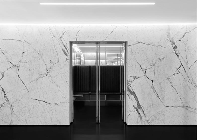 Populaire Saint Laurent opens new flagship store in Paris VO78