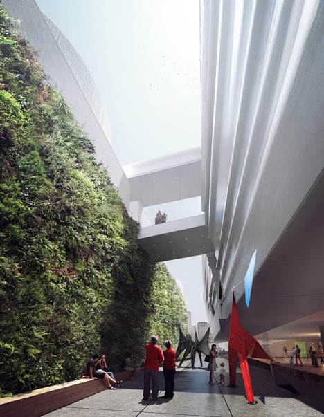 Elegant San Francisco Museum of Modern Art expansion breaks ground