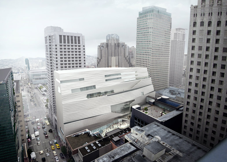 San francisco museum of modern art expansion breaks ground for Contemporary art museum san francisco