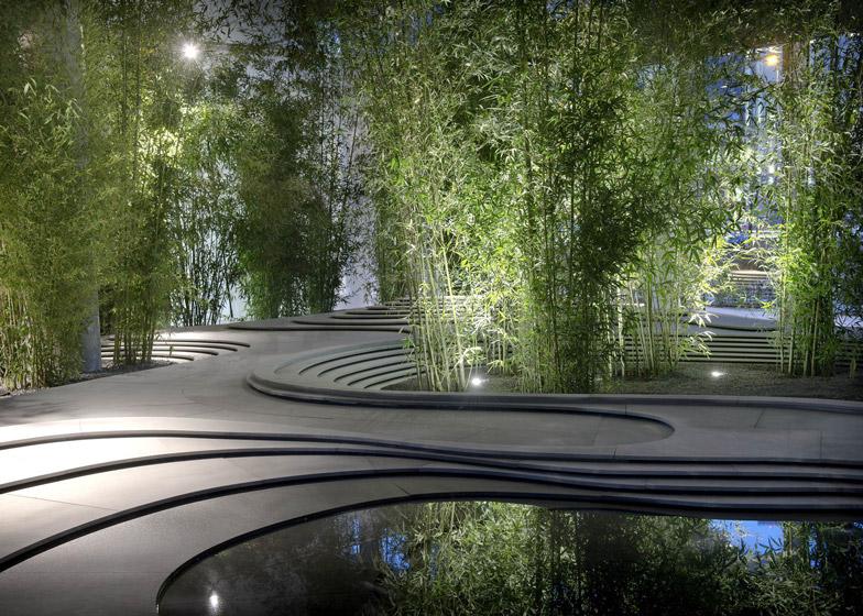 Urban Stories Naturescape By Kengo Kuma