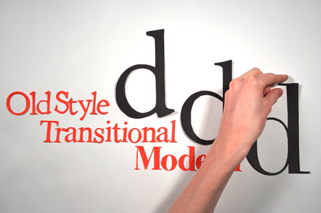 The History of Typography by Ben Barrett-Forrest