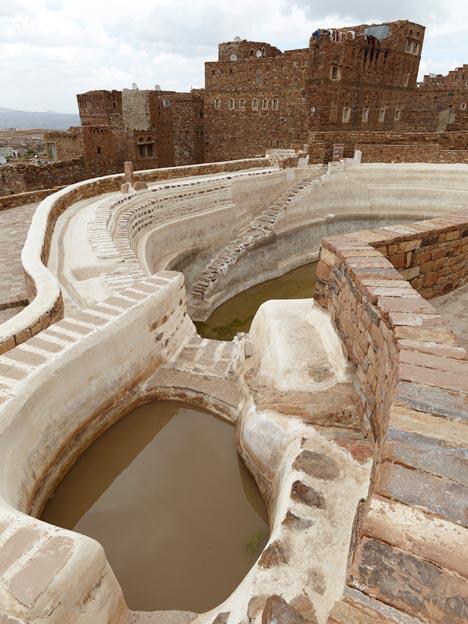 Thula Fort Restoration by Abdullah Al-Hadrami