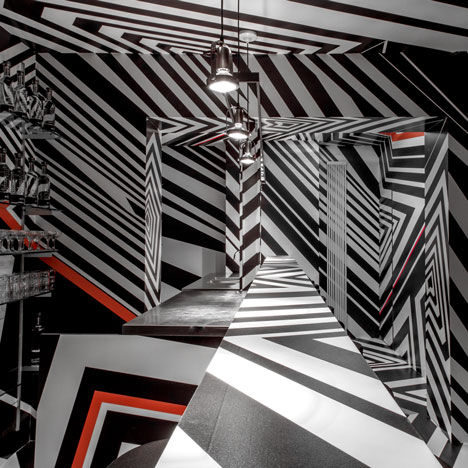 New York Bar Oppenheimer<br /> by Tobias Rehberger