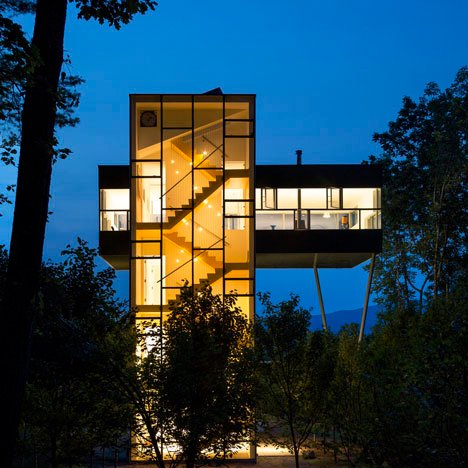 Tower House&ltbr /&gt by Gluck+