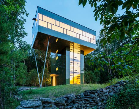 Tower House by Gluck+