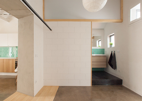 Twin House by Nook Architects