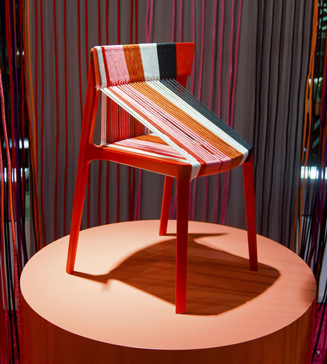 Variations by Stephen Burks for Calligaris