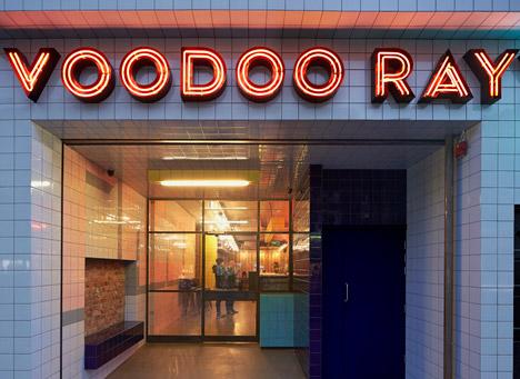 Voodoo Rays by Gundry & Ducker