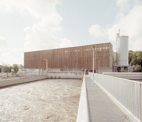 Water-Treatment Plant by AWP