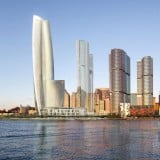 Wilkinson Eyre wins competition for Sydney harbour skyscraper