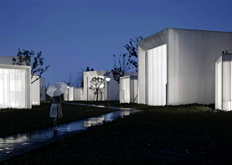 Xixi Artist Clubhouse by AZL architects
