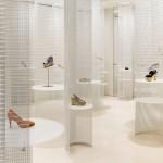 Lucca llena shoe store by Ryutaro Matsuura