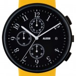 Record Chronograph by Achille Castiglioni for Alessi at Dezeen Watch Store