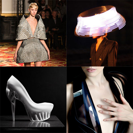 Dezeen archive: digital fashion
