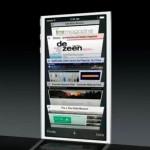 Dezeen featured in third Apple presentation