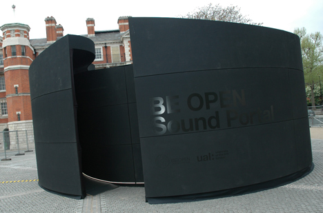 Be Open launches Sounding Space Symposium and Inside the Academy programme