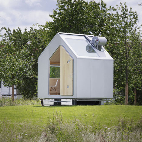 Diogene by Renzo Piano at Vitra Campus