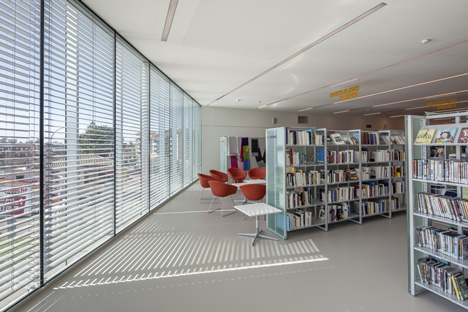 Montauban Public Library