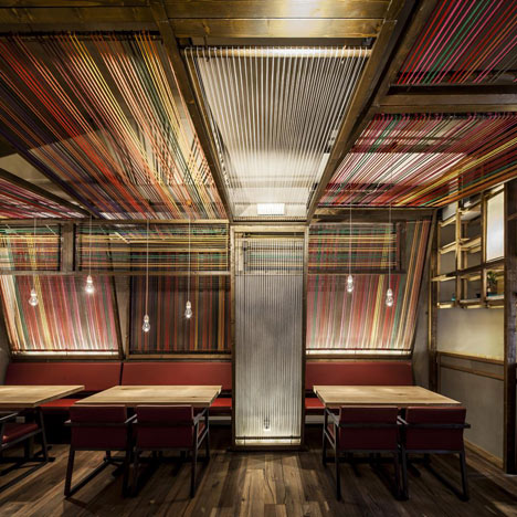 Pakta restaurant by El Equipo Creativo